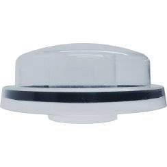 Carpex Clear Round Dome Cover