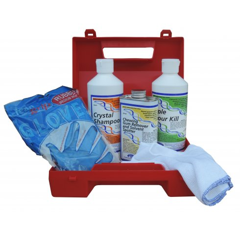 Craftex Emergency Stain Removal Kit