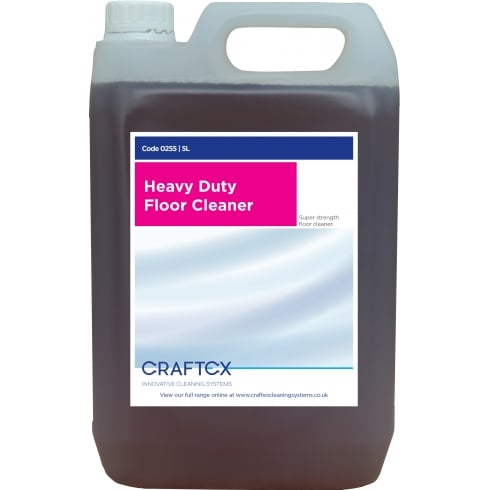Florex Heavy Duty Floor Cleaner, 5Ltr