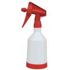 Red Dual Action Trigger Sprayer Red