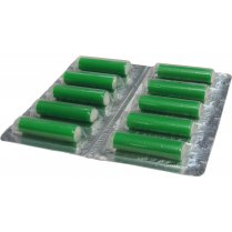 Blister Of 10 Green Sticks For Ultimex 35
