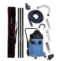 Ultimex High Level Interior/Exterior Vacuuming System
